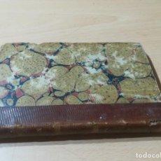 Libros antiguos: OBRAS COMPLETAS DE BUFFON / IV TEORIA DE LA TIERRA / 1841 BERGNES Y Cª BARCELONA / AB105. Lote 226613775