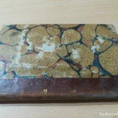 Libros antiguos: OBRAS COMPLETAS DE BUFFON / III TEORIA DE LA TIERRA / 1841 BERGNES Y Cª BARCELONA / AB105. Lote 226614652