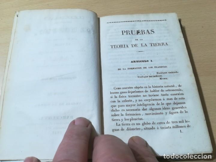 Libros antiguos: OBRAS COMPLETAS DE BUFFON / III TEORIA DE LA TIERRA / 1841 BERGNES Y Cª BARCELONA / AB105 - Foto 6 - 226614652