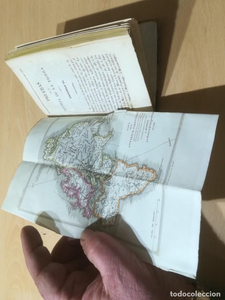 Libros antiguos: OBRAS COMPLETAS DE BUFFON / III TEORIA DE LA TIERRA / 1841 BERGNES Y Cª BARCELONA / AB105 - Foto 10 - 226614652
