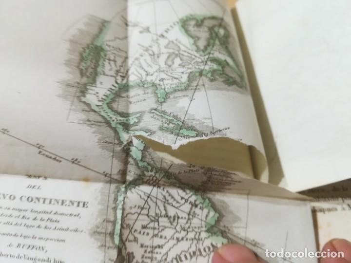 Libros antiguos: OBRAS COMPLETAS DE BUFFON / III TEORIA DE LA TIERRA / 1841 BERGNES Y Cª BARCELONA / AB105 - Foto 12 - 226614652