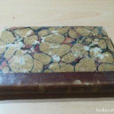Libros antiguos: OBRAS COMPLETAS DE BUFFON / LVIII HISTORIA DE LOS CUADRUPEDOS / 1841 BERGNES Y Cª BARCELONA / AB105. Lote 226614980