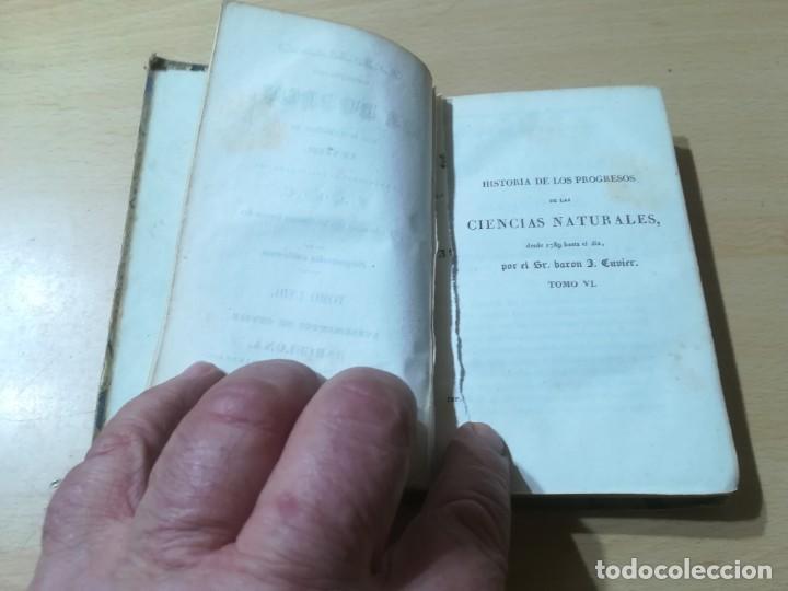 Libros antiguos: OBRAS COMPLETAS DE BUFFON / LVIII HISTORIA DE LOS CUADRUPEDOS / 1841 BERGNES Y Cª BARCELONA / AB105 - Foto 3 - 226614980