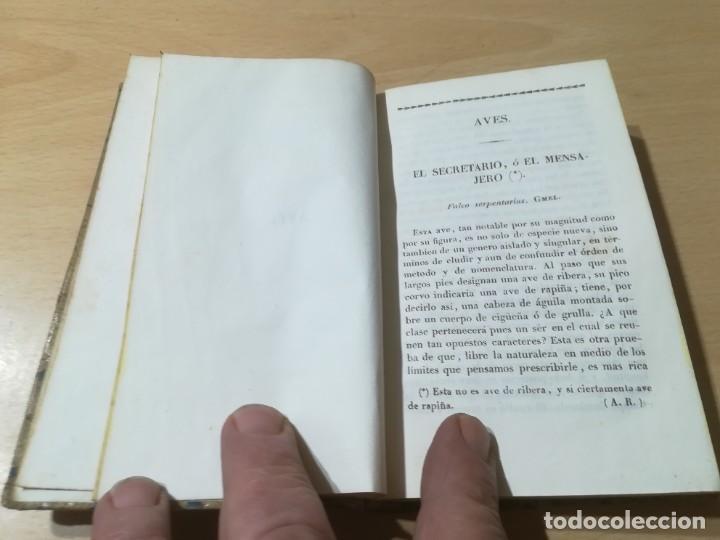 Libros antiguos: OBRAS COMPLETAS DE BUFFON / XLVI HISTORIA DE LAS AVES / 1841 BERGNES Y Cª BARCELONA / AB105 - Foto 6 - 226622510