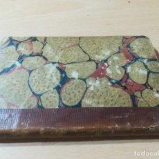 Libros antiguos: OBRAS COMPLETAS DE BUFFON / V TEORIA DE LA TIERRA / 1841 BERGNES Y Cª BARCELONA / F207. Lote 226623825