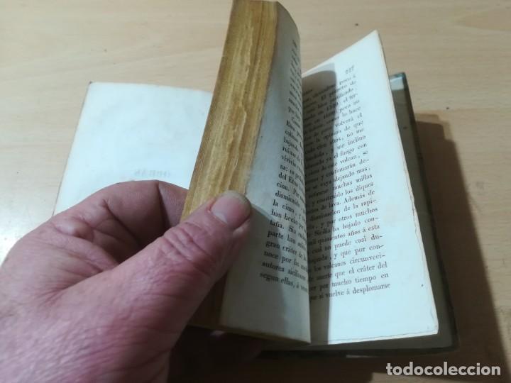 Libros antiguos: OBRAS COMPLETAS DE BUFFON / V TEORIA DE LA TIERRA / 1841 BERGNES Y Cª BARCELONA / F207 - Foto 6 - 226623825