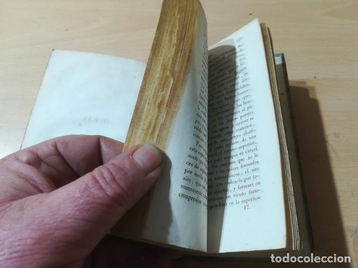 Libros antiguos: OBRAS COMPLETAS DE BUFFON / V TEORIA DE LA TIERRA / 1841 BERGNES Y Cª BARCELONA / F207 - Foto 7 - 226623825