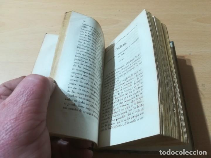 Libros antiguos: OBRAS COMPLETAS DE BUFFON / V TEORIA DE LA TIERRA / 1841 BERGNES Y Cª BARCELONA / F207 - Foto 9 - 226623825