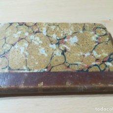 Libros antiguos: OBRAS COMPLETAS DE BUFFON / VIII EPOCAS DE LA NATURALEZA / 1841 BERGNES Y Cª BARCELONA / F207. Lote 226624390