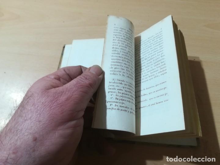 Libros antiguos: OBRAS COMPLETAS DE BUFFON / XLI HISTORIA DE LAS AVES / 1841 BERGNES Y Cª BARCELONA / F207 - Foto 11 - 226624785