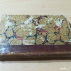 Livres anciens: OBRAS COMPLETAS DE BUFFON / XXXVIII HISTORIA DE LAS AVES / 1841 BERGNES Y Cª BARCELONA / F207. Lote 226629750