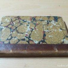 Livres anciens: OBRAS COMPLETAS DE BUFFON / XXXVII HISTORIA DE LAS AVES / 1841 BERGNES Y Cª BARCELONA / F207. Lote 226630330