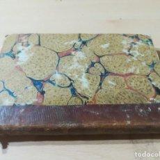Libros antiguos: OBRAS COMPLETAS DE BUFFON / XLIX HISTORIA DE LAS AVES / 1841 BERGNES Y Cª BARCELONA / F207. Lote 226632947