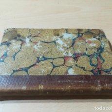 Livres anciens: OBRAS COMPLETAS DE BUFFON / XXV CUADRUPEDOS / 1841 BERGNES Y Cª BARCELONA / I-207. Lote 226635325