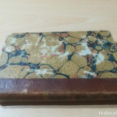 Livres anciens: OBRAS COMPLETAS DE BUFFON / XVIII HISTORIA DE LOS CUADRUPEDOS / 1841 BERGNES Y Cª BARCELONA / I-207. Lote 226636240