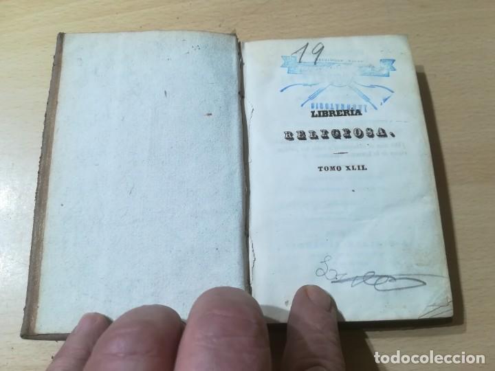 Libros antiguos: REFLEXIONES SOBRE LA NATURALEZA - M STURM / V SEPTIEMBRE OCTUBRE / 1852 LIBRERÍA RELIGIOSA BARCELONA - Foto 3 - 226645870