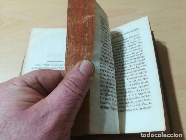 Libros antiguos: REFLEXIONES SOBRE LA NATURALEZA - M STURM / V SEPTIEMBRE OCTUBRE / 1852 LIBRERÍA RELIGIOSA BARCELONA - Foto 9 - 226645870