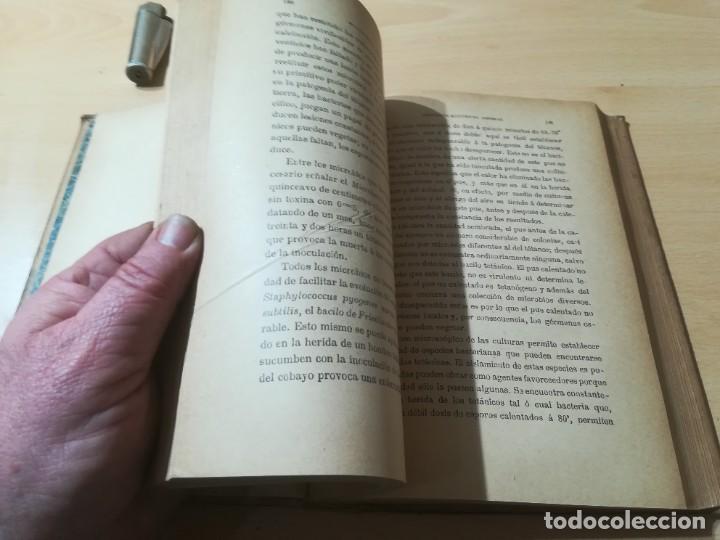 Libros antiguos: ENCICLOPEDIA VETERINARIA PATOLOGIA QUIRURGICA GENERAL / LEBLANC / CADEAC / GAROUGEAU / VIII / AB201 - Foto 11 - 226646340