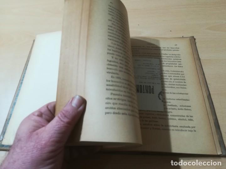 Libros antiguos: ENCICLOPEDIA VETERINARIA / SEMIOLOGIA DIAGNOSTICO TRATAMIENTO ANIMALES DOMESTICOS / GADEAC II - III - Foto 10 - 226647035