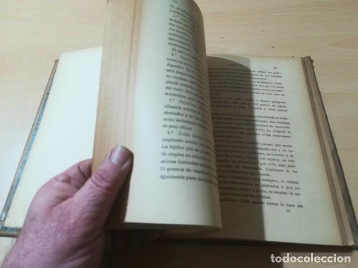 Libros antiguos: ENCICLOPEDIA VETERINARIA / SEMIOLOGIA DIAGNOSTICO TRATAMIENTO ANIMALES DOMESTICOS / GADEAC II - III - Foto 11 - 226647035