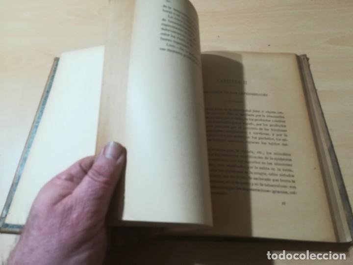 Libros antiguos: ENCICLOPEDIA VETERINARIA / SEMIOLOGIA DIAGNOSTICO TRATAMIENTO ANIMALES DOMESTICOS / GADEAC II - III - Foto 12 - 226647035