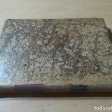 Libros antiguos: ENCICLOPEDIA VETERINARIA / SEMIOLOGIA DIAGNOSTICO TRATAMIENTO ANIMALES DOMESTICOS / GADEAC I - II /. Lote 226647540