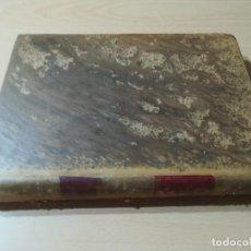 Libros antiguos: FARMACIA Y TOXICOLOGIA VETERINARIA / GADEAC, DELAUD, STOURBE / T V / G207. Lote 226648455