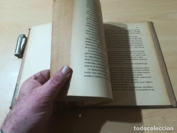 Libros antiguos: ENCICLOPEDIA VETERINARIA / TRATADO TERAPEUTICA KAUFMANN / T VII / G207 - Foto 9 - 226649075