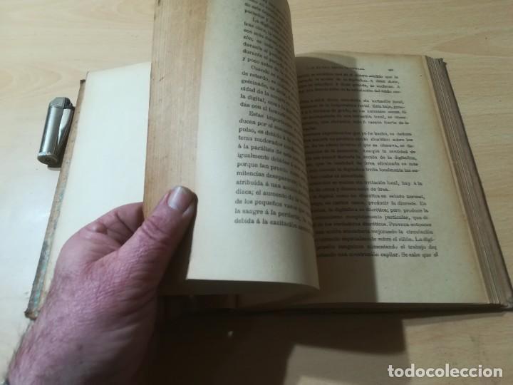 Libros antiguos: ENCICLOPEDIA VETERINARIA / TRATADO TERAPEUTICA KAUFMANN / T VII / G207 - Foto 10 - 226649075