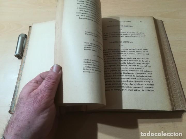 Libros antiguos: ENCICLOPEDIA VETERINARIA / TRATADO TERAPEUTICA KAUFMANN / T VII / G207 - Foto 13 - 226649075