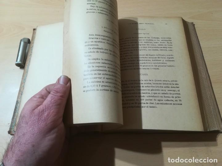 Libros antiguos: ENCICLOPEDIA VETERINARIA / TRATADO TERAPEUTICA KAUFMANN / T VII / G207 - Foto 14 - 226649075
