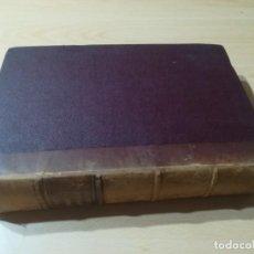 Libros antiguos: TERAPEUTICA FARMACOLOGICA VETERINARIA / BRAULIO GARCIA CARRION / 1905 HIJOS MINUESA MADRID / I-207. Lote 226649945