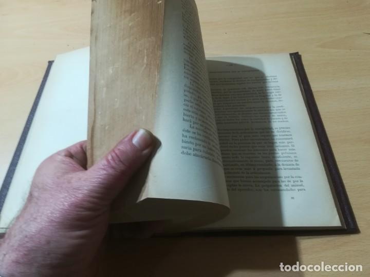 Libros antiguos: CIRUJIA ESPECIAL VETERINARIA CIRUGIA / JUAN ANTONIO SAINZ Y ROZAS / 1885 CALISTO ARIÑO ZARAGOZA / I- - Foto 9 - 226650085