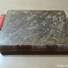 Libros antiguos: ENCICLOPEDIA VETERINARIA CADEAC / TOMO III PATOLOGIA INTERNA / PANCREAS HIGADO PERITORENO FOSAS NASA. Lote 227038350