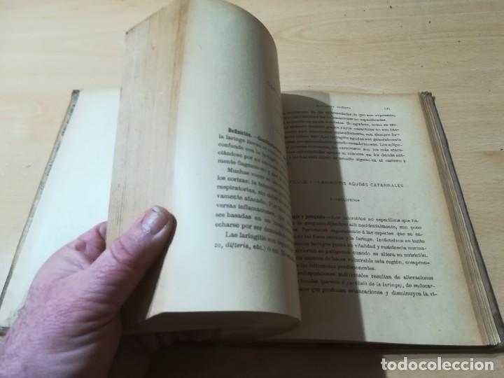 Libros antiguos: ENCICLOPEDIA VETERINARIA CADEAC / TOMO III PATOLOGIA INTERNA / PANCREAS HIGADO PERITORENO FOSAS NASA - Foto 9 - 227038350