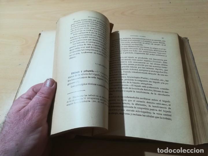 Libros antiguos: ENCICLOPEDIA VETERINARIA CADEAC / TOMO III PATOLOGIA INTERNA / PANCREAS HIGADO PERITORENO FOSAS NASA - Foto 16 - 227038350