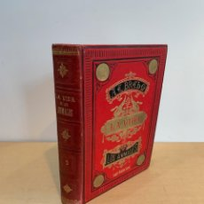 Livros antigos: BREHM / LA VIDA DE LOS ANIMALES / REPTILES, ANFIBIOS Y PECES / GRABADOS / PRIMERA EDICION. Lote 227555175