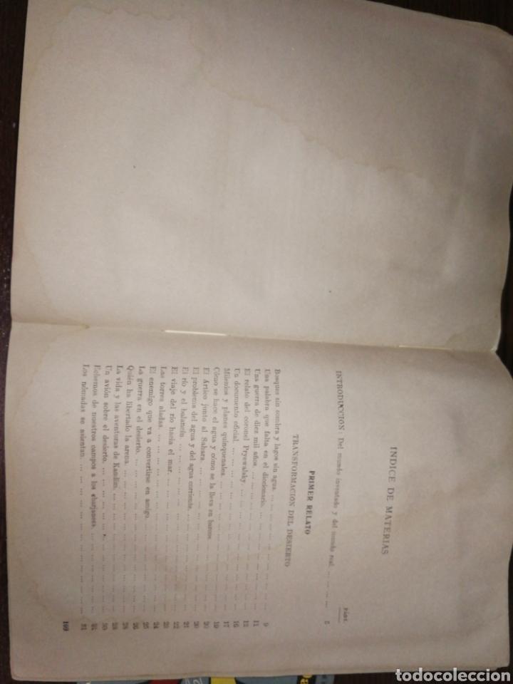 Libros antiguos: AÑO 1937,LAS MONTAÑAS Y LOS HOMBRES. - Foto 3 - 227804655