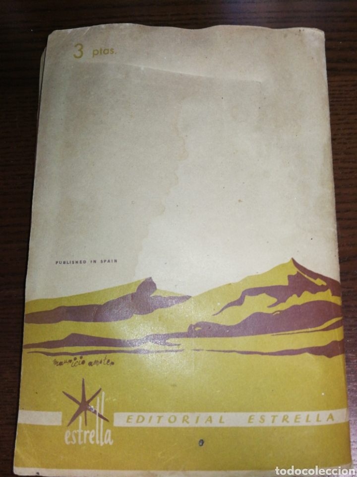 Libros antiguos: AÑO 1937,LAS MONTAÑAS Y LOS HOMBRES. - Foto 6 - 227804655
