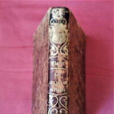 Libros antiguos: ANTIGUO LIBRO,LAS DELICIAS DEL CAMPO,SIGLO XIX,AÑO 1860,BARCELONA,AGRICULTURA,CEREALES,ABEJAS,AZUCAR. Lote 228706120