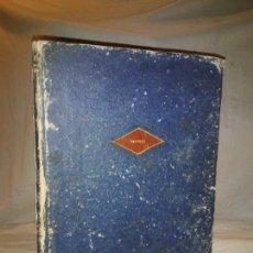 Libros antiguos: EMBRIOLOGIA O OVOLOGIA HUMANA - AÑO 1834 - VELPEAU - BELLAS PLANCHAS EN FOLIO.. Lote 229213030