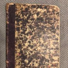 Libros antiguos: NOCIONES DE LA TEORÍA CÁLCULO Y CONSTRUCCIÓN DE LAS CANTIDADES COMPLEJAS O IMAGINARIAS (A.1884). Lote 230314335