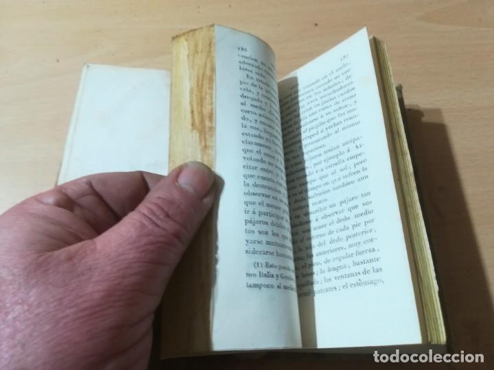 Libros antiguos: OBRAS COMPLETAS DE BUFFON / XXXIX HISTORIA DE LAS AVES / 1841 BERGNES Y Cª BARCELONA / F207 - Foto 8 - 234797835