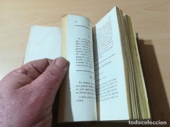 Libros antiguos: OBRAS COMPLETAS DE BUFFON / XXXIX HISTORIA DE LAS AVES / 1841 BERGNES Y Cª BARCELONA / F207 - Foto 10 - 234797835