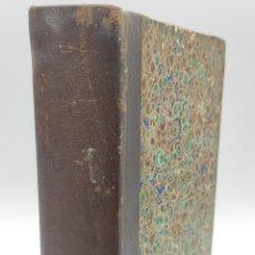 Libros antiguos: TRATADO PRÁCTICO DE ANÁLISIS QUÍMICO CUALITATIVA POR ENRIQUE ROCSE. AÑO 1851. Lote 235051275