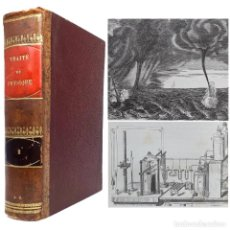 Libros antiguos: 1856 - ANTIGUO TRATADO DE FÍSICA TEÓRICA Y EXPERIMENTAL - GRABADOS - EXPERIMENTOS FÍSICOS - CIENCIAS. Lote 235637620