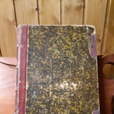 Libros antiguos: ANTIGUO LIBRO DE ZOOLOGÍA DE LAUREANO PEREZ ARCAS MADRID AÑO 1874. Lote 236412520