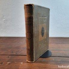 Libros antiguos: LOS PRODUCTOS COMERCIALES TOMO II: PRODUCTOS QUIMICOS - DR. P.E. ALESSANDRI - GUSTAVO GILI, 1917,BCN. Lote 237578015