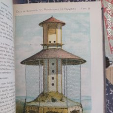 Libros antiguos: 5 GRANDES VOLUMENES DE LA GACETA AGRICOLA, CON CIENTOS DE GRABADOS DE DIFERENTES TEMAS RURALES.. Lote 237649715