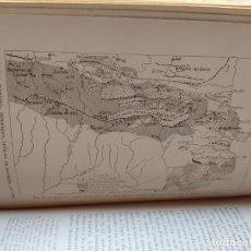 Libros antiguos: RESOURCES THERMO-MINERALES. RECHERCHE CAPTAGE ET AMENAGEMENT DES. L. DE LAUNAY,PARIS, BERANGER, 1899. Lote 238567100